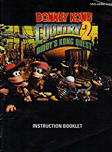 Donkey Kong Country 2 — Diddy's Kong Quest