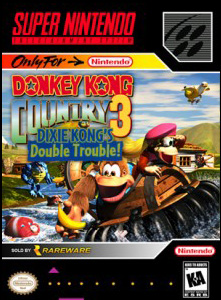 Donkey Kong Country 3 — Dixie Kong's Double Trouble