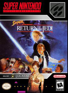 Super Star Wars — Return of the Jedi