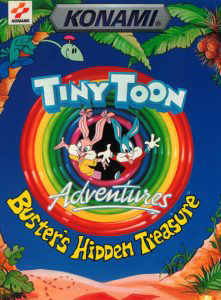 Tiny Toon Adventures — Buster's Hidden Treasure