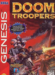 Doom Troopers — The Mutant Chronicles