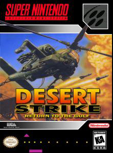 Desert Strike — Return to the Gulf