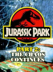Jurassic Park Part 2 — The Chaos Continues
