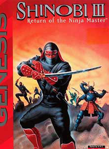 Shinobi III — Return of the Ninja Master