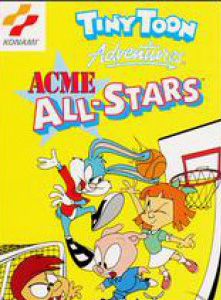 Tiny Toon Adventures — Acme All-Stars