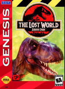 Jurassic Park 2 — The Lost World