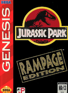 Jurassic Park — Rampage Edition
