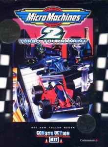 Micro Machines 2 — Turbo Tournament