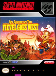 An American Tail — Fievel Goes West