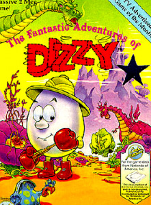 Dizzy The Adventurer