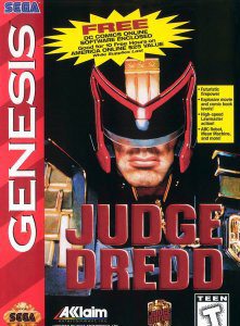 Judge Dredd — The Movie