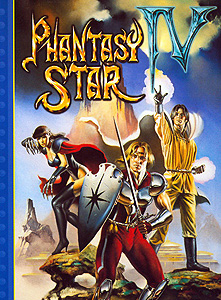 Phantasy Star — The End of the Millenium