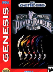 Mighty Morphin Power Rangers — The Movie
