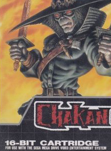 Chakan — The Forever Man
