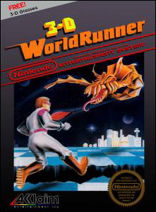 The 3-D Battles of World Runner