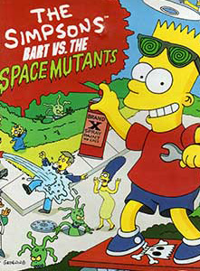 The — Bart vs The Space Mutants