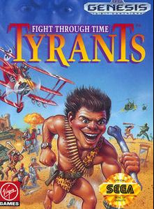 Tyrants — Fight Through Time
